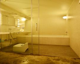 M様別荘改修工事 浴室施工後