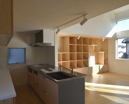 A様邸新築工事 キッチン