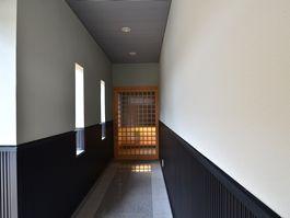 S様邸新築工事 廊下
