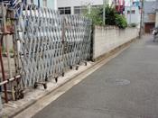フェンス・門扉の交換